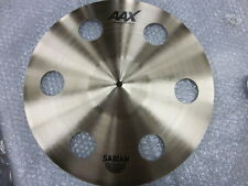 "Sabian AAX Ozone O-zone 10"" Splash. 21000XN new condition never played"