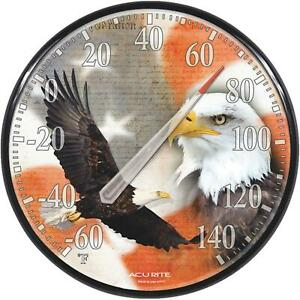 AcuRite Eagle Soaring Indoor and Outdoor Thermometer