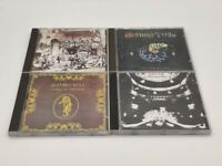 JETHRO TULL | 4 CD Bundle | Passion, Living, Catfish, Minstrel - All Good cond.