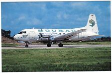 BOURAQ  INDONESIA  AIRLINES         -         Hawker Siddeley HS-748-235