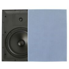 """Energy® Connoisseur 8"""" In-Wall 2-Way Rectangle Speaker - Pair"""