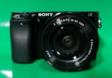 A6000 Sony Camera with 16-50mm lens - @S1