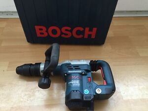 Bosch Meisselhammer GSH 5CE 1150 Watt SDS-max
