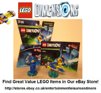 Boxed LEGO Dimensions: Benny Fun Pack 71214 The LEGO Movie -  FULLY  COMPLETE  -