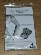 Slendertone Replacement Pads Female Arms - expiry 01/18