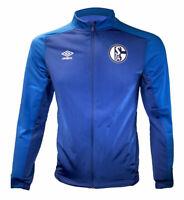 FC Schalke 04 Trainingsjacke Neu Größe 152 Umbro Saison 2018/2019 kein Trikot
