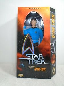"""Star TREK TV First in Series MR SPOCK CLASSIC EDITION 12"""" ACTION FIGURE"""