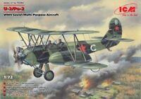 Icm 1/72 Polikarpov U 2/Po 2 2nd Guerre Mondiale Soviétique Multi-Usage Aircraft