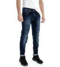 Pantaloni da uomo in fibra slim