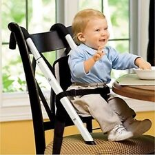 Beanstalk Child Care Booster Seat High Chair Fully Adjustable for Home or Travel