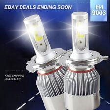 2PACK H4 9003 LED Headlight Bulbs For Toyota Sienna Tacoma TRD Yaris SE Tundra