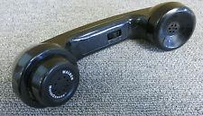 HeadsetZone Walker WS-2085-00 Volume Control Amplified Handset Round Black