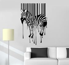 Vinyl Decal Zebra Animal Modern Room Decor Art Wall Stickers Mural (067ig)