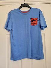 Para Hombres Camiseta Guy Harvey Sea World-Tamaño Grande-Nuevo