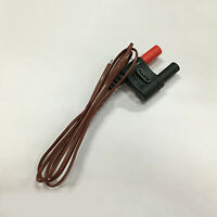 Für Fluke Multimeter 80BK-A F17B Temperaturfühler Sensor Sensor Kabelleitung