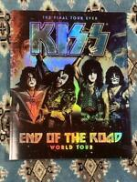 Kiss Official Pamphlet End Of The Road Tokyo Dome 2019 Concert Tour Japan LTD