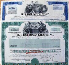 2 different. Bond RJR Nabisco Holdings Group, Inc.