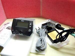 Weller WE1010 station de soudage digitale 1 canal (fer à souder 70w et support)
