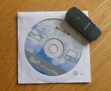 Belkin wireless USB adaptor F7D1101 v1 and CD