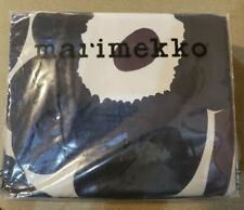 Marimekko Unikko Paloma Full/Queen Duvet Cover Set with Shams
