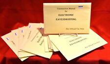 ELECTRONIC EAVESDROPPING (BUG) CONSTRUCTION *DEALER SPCL* 12 COPIES FOR $10.00