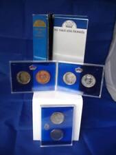 Estuche Pruebas 500 Pesetas. Fábrica Moneda y Timbre. 1987. Acero, plata, cobre