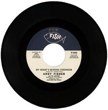 "ANDY FISHER  ""MY HEARTS BEATING STRONGER""  POUNDING NORTHERN SOUL  LISTEN!"