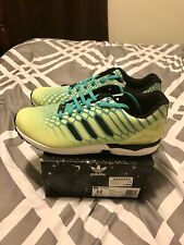 Adidas Athletic Shoes Yellow adidas ZX Flux for Men for sale