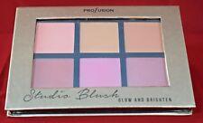 Profusion - Studio Blush Glow & Brighten - 6 Color Blush Palette (New) Makeup