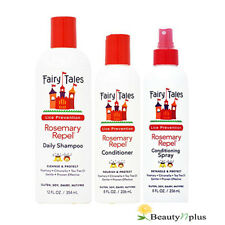 Fairy Tales Rosemary Repel Shampoo, Conditioner, & Conditioning Spray TRIO SET