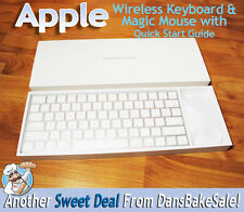 Apple Wireless Bluetooth Keyboard and Magic Mouse 2 A1644 A1657 BRAND NEW IN BOX