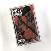 MAC MALL Illegal Business? Cassette Tape Sealed 1993 Rap Hip-Hop Rare
