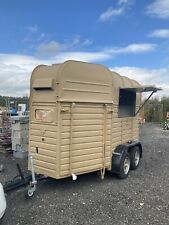 More details for catering conversion double rice horse box trailer food truck street food