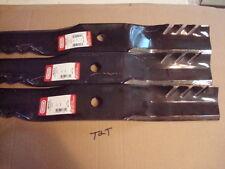 """replaces 60"""" Kubota Blades 20-9/16"""" long 7/8 center RCK60B-23BX BX24 K5371-34330"""