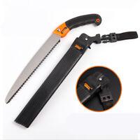 Silverline 868611 Pruning Saw with Sheath 300mm Blade