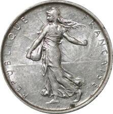 U2206 5 Francs Semeuse 1967 Argent Silver Splendide -> Faire offre