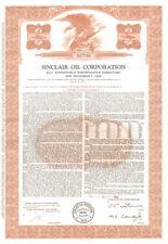 Sinclair Oil Corp