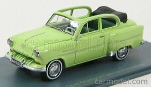 OPEL OLYMPIA LIMOUSINE CABRIOLET 1954 SCALA 1/43 NEO SCALE MODELS NEO43737