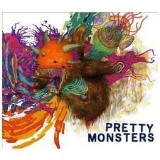 Pretty Monsters [Digipak] by Pretty Monsters (CD, Public Eyesore) NEW SEALED