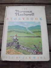 The Norman Rockwell Storybook ~ signed ~ Norman Rockwell EA-11