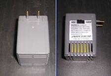Archer Radioshack 273-1410 50W/1600W Foreign Travel Voltage Converter