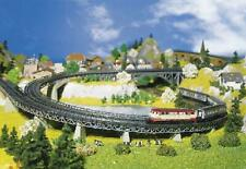 Faller Curved Radius 2 Track Beds (6) Building Kit I N Gauge 222543