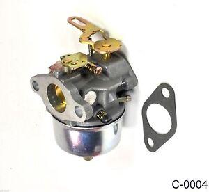 Carburetor For Tecumseh Craftsman Toro 421 521 snowblower 3.5HP 4HP 5HP US   E1