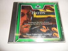 Cd   Sinfonie 102+104  von Jane Glover und Roy.Philh.Orch.