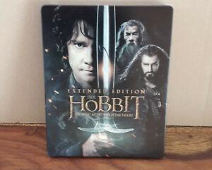 Der Hobbit: Die Schlacht der fünf Heere - Limited Extended 3x Steelbook Edition