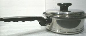 Lifetime T304 CC Stainless Steel 1 Quart Sauce Pan_