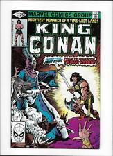 KING CONAN #1 [1980 FN-VF] 'FANTASY-FILLED FIRST ISSUE!'