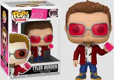 Funko Pop! Movies Fight Club Tyler Durden #919 Brad Pitt In Hand