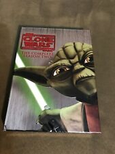 Star Wars: The Clone Wars,The Complete Season Two, DVD, 2011, Four (4) Disc Set