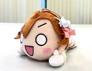 Love Live Idol Nesoberi Mascot Plush Toy Doll Snow Halation Honoka Kosaka SG5434